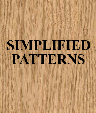 Simplified Patterns